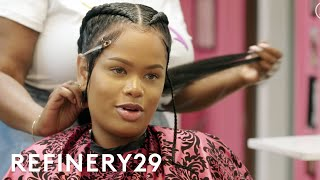Why Arnell Armon Almost Stopped Making Hair Videos | Skin Deep | Refinery29
