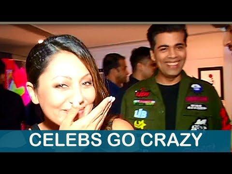 Xxx Mp4 LUST STORIES Special Screening Bollywood Celebs Go Grazy Gauri Khan 3gp Sex