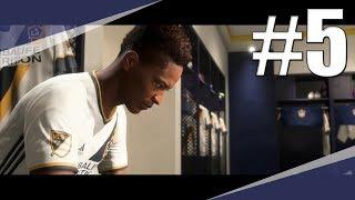 FIFA 18 | The Journey: Hunterův Návrat | Změna Působiště!? | PART 5 | CZ/SK
