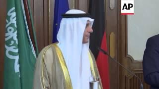 German and Saudi FMs on Iran and Syria | Editor's Pick | 10 Aug 15 |