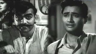 Mehmood helps Dev Anand - Manzil Comedy Scene 5/9