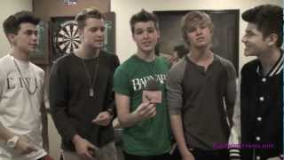 Boyband Project Performing