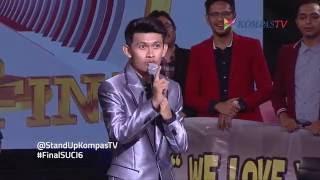 Indra Jegel: Air Mata Buaya (SUCI 6 Grand Final)