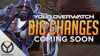 Overwatch: Big Hero Changes Coming Soon