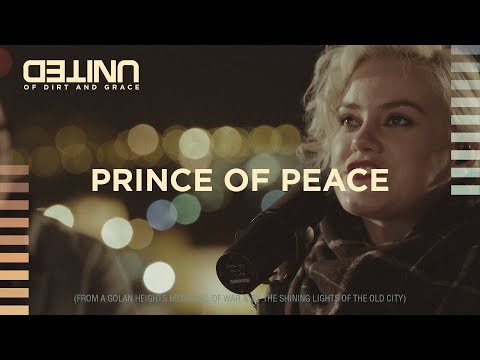 Prince of Peace LIVE of Dirt and Grace Hillsong UNITED