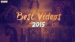 Best Videos 2015 || Telugu Latest HD Video Songs Jukebox