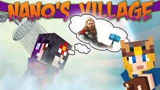 MINECRAFT Mods - Nano's Village #62 - Shower Thoughts!