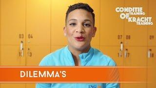 Dilemma's met Shanice van de Sanden