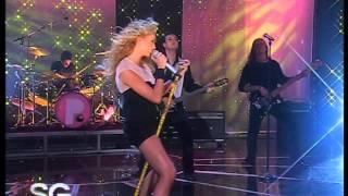 Paulina Rubio, Ni una sola palabra- Susana Gimenez 2007