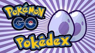 Pokédex-Eintrag aus einem 10KM-Ei | Pokémon GO Deutsch #678
