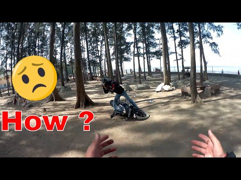 Xxx Mp4 Scary Accident With Rider Dahanu Beach KV Fames 3gp Sex