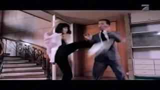 Yukari Oshima - Martial Arts Brawl in Apartment