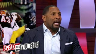 Ray Lewis on the physicality of AFC North football and whether it will continue | SPEAK FOR YOURSELF