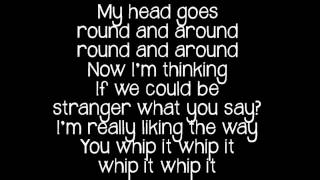Nicki Minaj - Whip It Lyrics