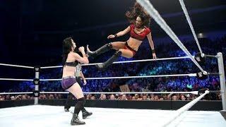 WWE SmackDown 09.05.14 Paige vs. Brie Bella (720p)