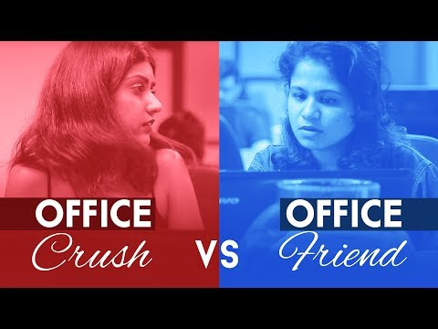Xxx Mp4 Office Crush Vs Office Friend Being Indian 3gp Sex