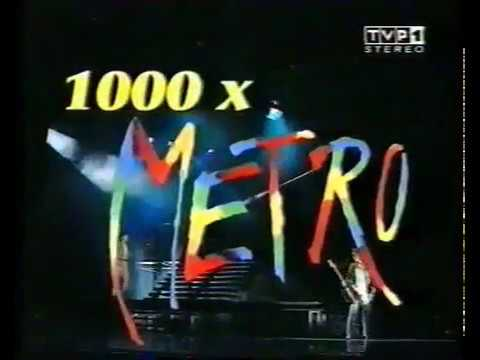 Robert   Janowski   Metro x1000