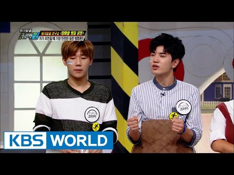 Safety First | 위기탈출 넘버원 - Safety First Lab - Driving in the Rain (2015.10.11)