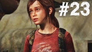 The Last of Us Gameplay Walkthrough Part 23 - Falling Down