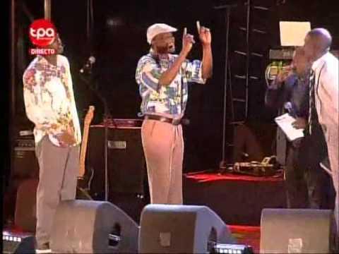 Tunezas no Festival Angola Faz