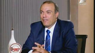 الاعلامية سميحة ابو زيد مع النائب تامر الشهاوى فى صوت مصر 8 يناير 2016