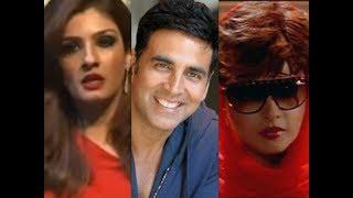 Raveena-Rekha Fight 4 Akshay Kumar -जब अक्षय को लेकर रवीना ने रेखा से की गाली गलौज