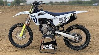 2020 Husqvarna FC450 - Dirt Bike Magazine