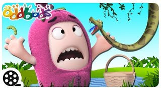 Oddbods: PICNIC PANIC | Funny Cartoons For Children | The Oddbods Show