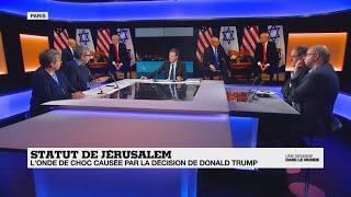 Statut de Jérusalem : l