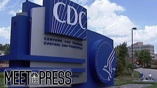 Seven Words Banned At The CDC, With Apologies To George Carlin  | Meet The Press | NBC News