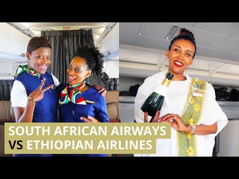 Xxx Mp4 South African Airways Vs Ethiopian Airlines Which One Is BETTER 3gp Sex