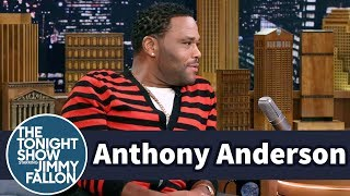 Anthony Anderson Lost $300 in a Golf Game with Barack Obama