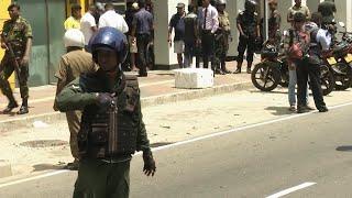 Sri Lanka on tenterhooks after blasts, cops target suspicious motorbike