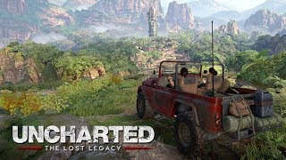 UNCHARTED THE LOST LEGACY #2 - O REGRESSO! (PS4 Pro Gameplay Português PT-BR)