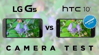 HTC 10 vs LG G5 Camera Test Comparison