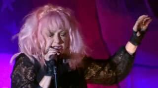 Cyndi Lauper Live 2016 =] She Bop [= Houston, Tx - 9/11