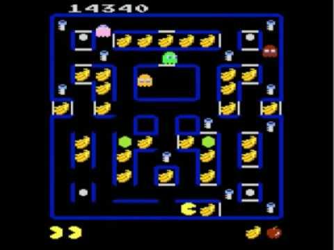 Super Pac Man for the Atari 7800