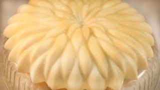 কাশ্মীরি কোকনাট পুডিং/Coconut Milk Pudding in Bangla/How to make soft coconut Pudding