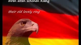Himno de Alemania con canto