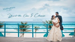 You're the One I Choose | Cancun, Mexico