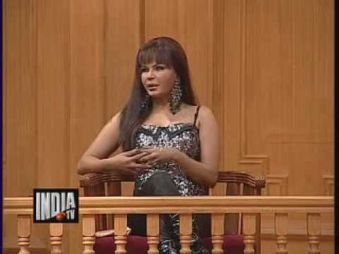 Xxx Mp4 Rakhi Sawant The Swayamvar Girl In Aap Ki Adalat Part 5 India TV 3gp Sex