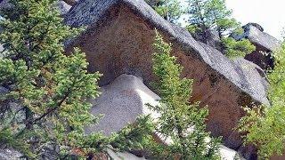 Загадочные места России - древние города Сибири