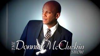 Donnie McClurkin Show on LOVE101