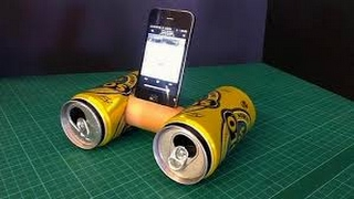 How to make speakers at home using Plastic Bottle - Easy life hacks