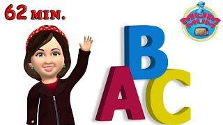 ABC SONG   ABC Songs for Children   Nursery Rhymes   MUM MUM TV