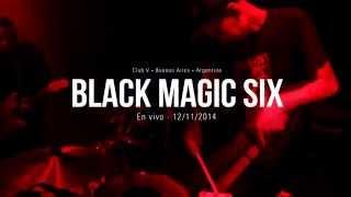 Black Magic Six - The Past, The Present And The Future Of True Heavy Metal pt.1 [RMPT en vivo]