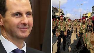 Syria PEACE? US backed Kurdish forces may develop solution with President Bashar al-Assad - The News