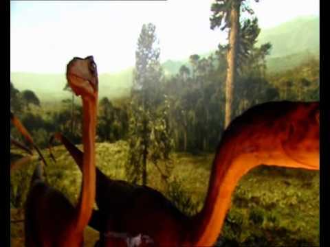 Śladami dinozaurów Roślinożercy i drapieżcy