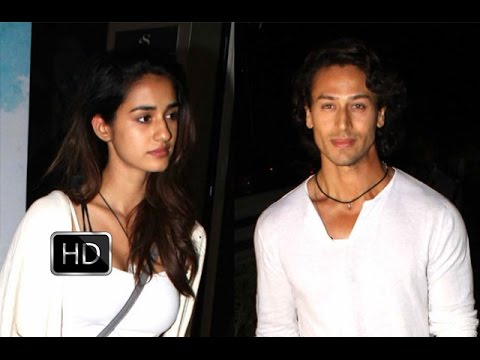EXCLUSIVE: I am Not Going to Hide My Relationship with Disha Patani - Tiger Shroff
