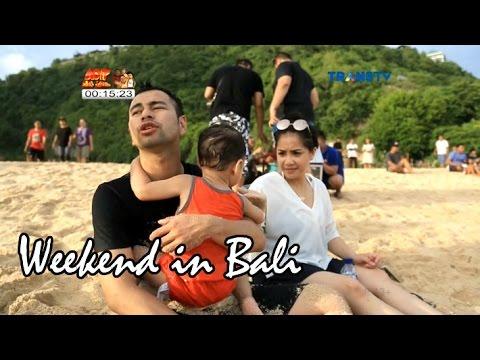 Janji Suci 26 Maret 2017 Raffi & Gigi Liburan di Bali